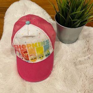 Shopkins Retro Style Baseball Hat